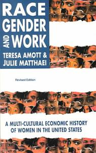 Race  Gender  and Work Book