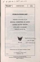 Publications List PDF