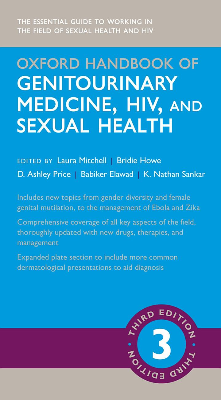 Oxford Handbook of GUM and HIV