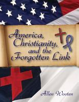 America  Christianity  And The Forgotten Link PDF