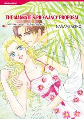 THE MAGNATE'S PREGNANCY PROPOSAL: Mills & Boon Comics