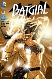 Batgirl (2011-) #37