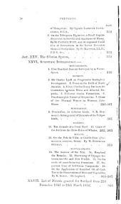The Edinburgh New Philosophical Journal: Volume 52