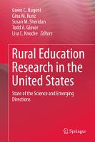 Rural Education Research in the United States PDF