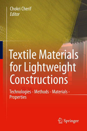 Textile Materials for Lightweight Constructions