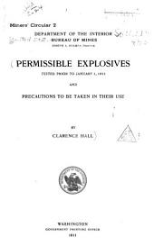 Miners' circular: Volumes 2-24