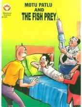 Motu Patlu and Fish Prey English