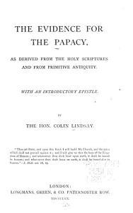 The Evidence for the Papacy PDF