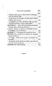 Le chateau d'Amboise: son histoire et sa description