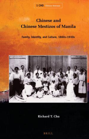 Chinese and Chinese Mestizos of Manila