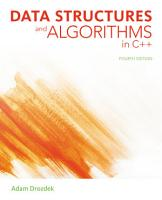 Data Structures and Algorithms in C   PDF