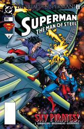 Superman: The Man of Steel (1991-2003) #51