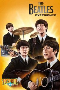 Rock and Roll Comics  The Beatles Experience Book
