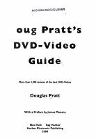 Doug Pratt s Dvd Video Guide PDF