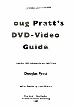 Doug Pratt s Dvd Video Guide PDF