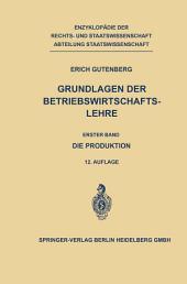 Die Produktion: Ausgabe 12