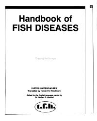 Handbook of Fish Diseases