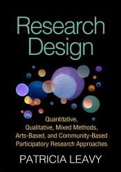 Research Design Book PDF