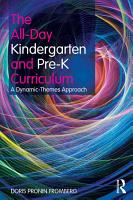 The All Day Kindergarten and Pre K Curriculum PDF