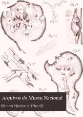 Archivos do Museu Nacional do Rio de Janeiro: Volumes 8-9