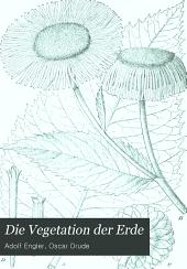 Die Vegetation der erde: sammlung pflanzengeographischer monographien, Band 2