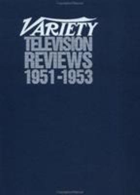 Variety and Daily Variety Television Reviews  1993 1994 PDF