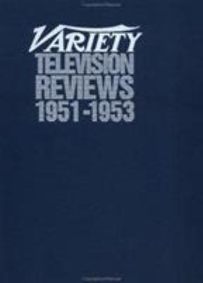Variety and Daily Variety Television Reviews  1993 1994 PDF