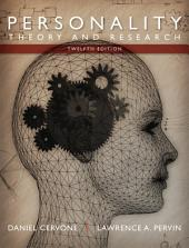 Personality: Theory and Research, 12th Edition