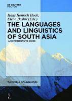 The Languages and Linguistics of South Asia PDF