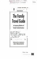 The Family Travel Guide PDF