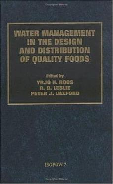 Water Management in the Design and Distribution Quality of Foods PDF