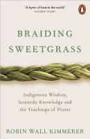 Braiding Sweetgrass PDF