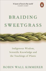Braiding Sweetgrass Book