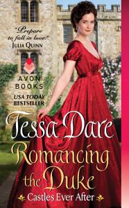 Romancing the Duke Book