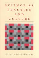 Science as Practice and Culture PDF