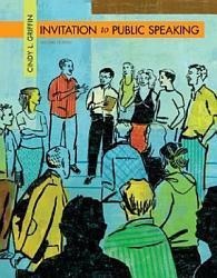 Invitation To Public Speaking Book PDF