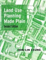 Land Use Planning Made Plain PDF