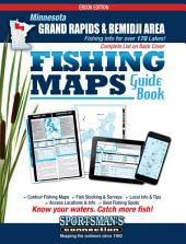 Minnesota - Grand Rapids & Bemidji Area Fishing Map Guide