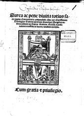Aurea ac pene divina totius sacrae paginae commentaria: novissime in lucem e tenebris excerpta