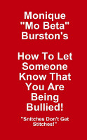 How To Let Someone Know That You Are Being Bullied  PDF
