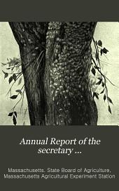 Annual Report of the Secretary ...: Volume 51