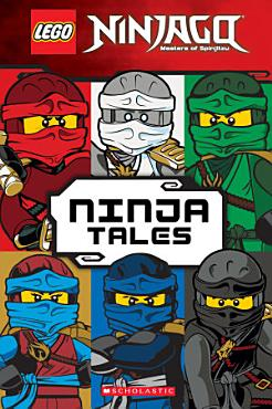 LEGO   Ninjago   Masters of Spinjitzu  Ninja Tales PDF