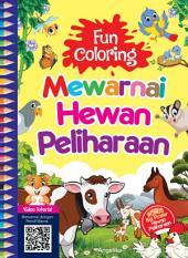 Fun Coloring Mewarnai Hewan Peliharaan