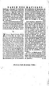 Histoire des variations des Eglises protestantes: Volume1
