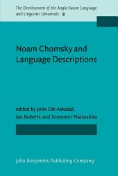 Noam Chomsky and Language Descriptions