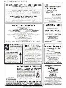 Theatre Arts PDF