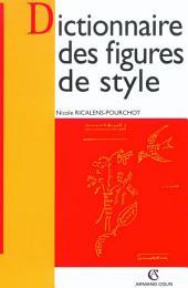Dictionnaire des figures de style