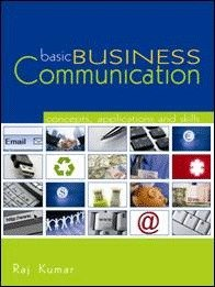 Basic Business Communication PDF