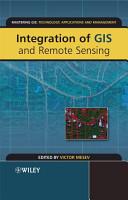 Integration of GIS and Remote Sensing PDF