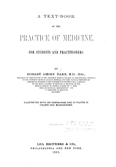 A Text-book of the Practice of Medicine: For Students and Practitioners